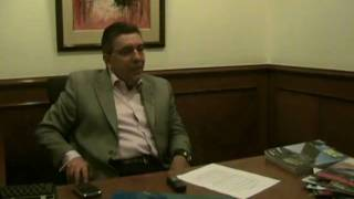 Interview with Mr Jose Eduardo Costas VP EMBRAER PART 1