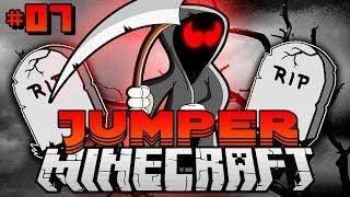 Der TOD lauert an allen ECKEN?! - Minecraft Jumper #07 [Deutsch/HD]