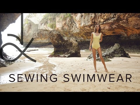 Sewing Swimwear, The In-Depth How to Sew a Swimming Costume