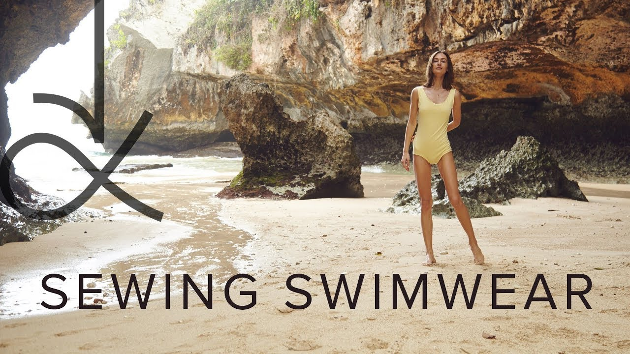 Sewing swimwear the in depth how to sew a swimming costume youtube jeuxipadfo Gallery