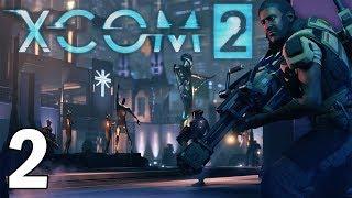Battling Aliens in the Field! - XCOM 2 Gameplay - Part 2