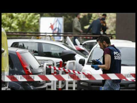 Double Explosion In Rome by Packed Post Office, Device Found Between Cars