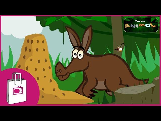 I am animal. I am aadvark