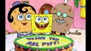 Spongebob Schwammkopf ,,Weil ich ein Burgerbrater bin ''
