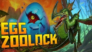 Egg Zoolock is Underrated | The Witchwood | Hearthstone