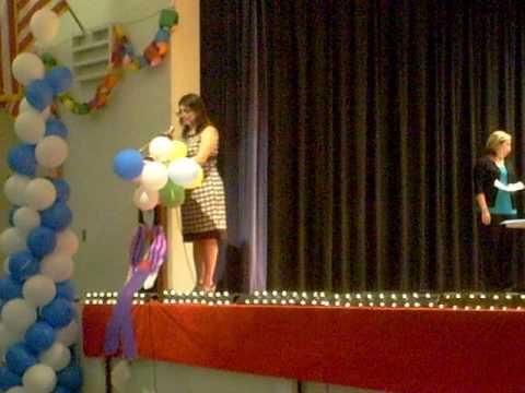 CLASS OF 2010  MONTEBELLO INTERMEDIATE SCHOOL