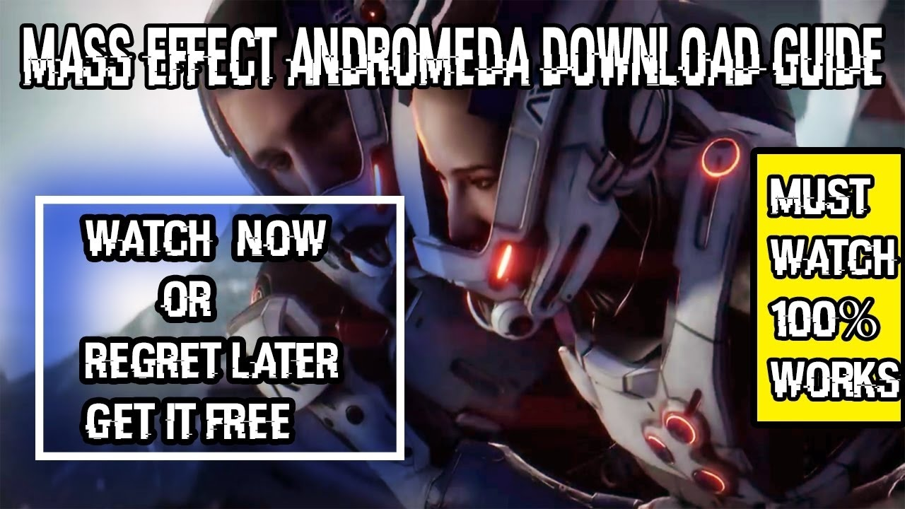 mass effect andromeda download time