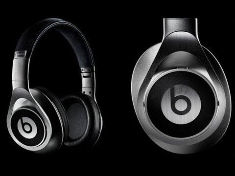 Обзор наушников премиум класса Beats Executive и сравнение с Beats Mixr 3ce0bc4715401