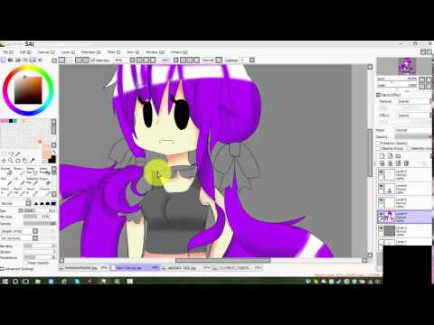 【Speedpaint】- color bast