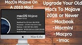 Mac os Mojave on mid 2011 with Amd kext - YouTube