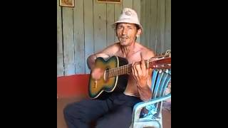 """Rosa"" Tema de Nicola Di Bari cantada por campesino paraguayo"