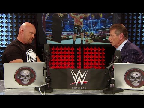 Vince McMahon speaks candidly about the decision to end The