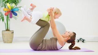 Упражнения для похудения после беременности – Все буде добре. Выпуск 887 от 28.09.16