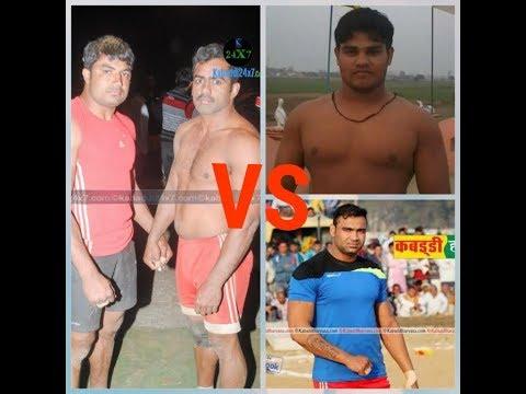 बहु अकबरपुर VS बहु अकबरपुर Top Match 2018