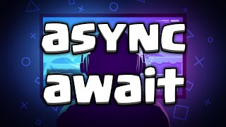 Thumbnail for 'Unity async / await: Coroutine's Hot Sister [C# and; Unity]'