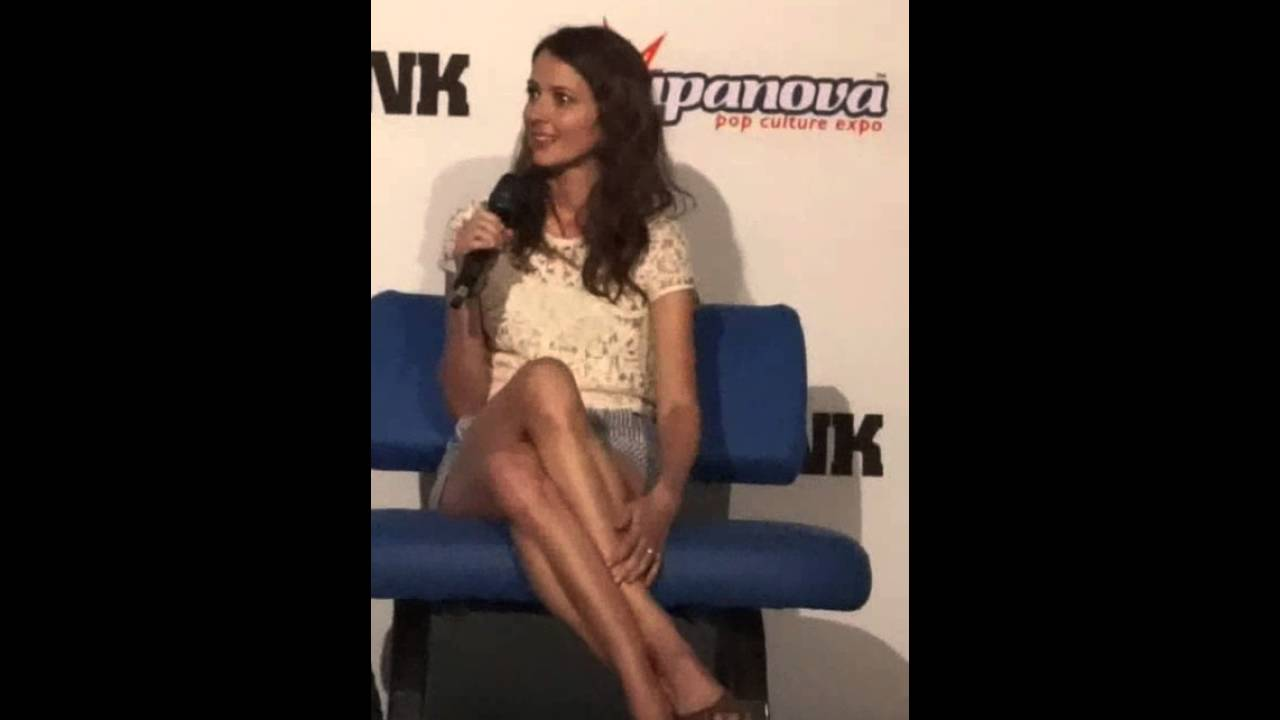 2016 Gold Coast Supanova Amy Acker Panel Opening Questions Youtube