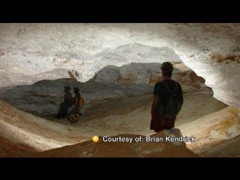 New discoveries at Carlsbad Caverns