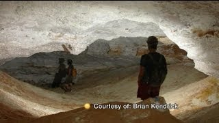 New discoveries at Carlsbad Caverns