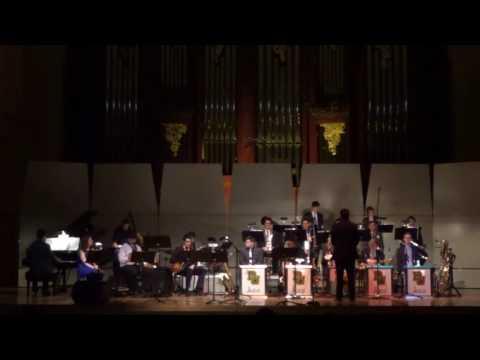 Maria Scneider's Cerulean Skies--Baylor Jazz Ensemble