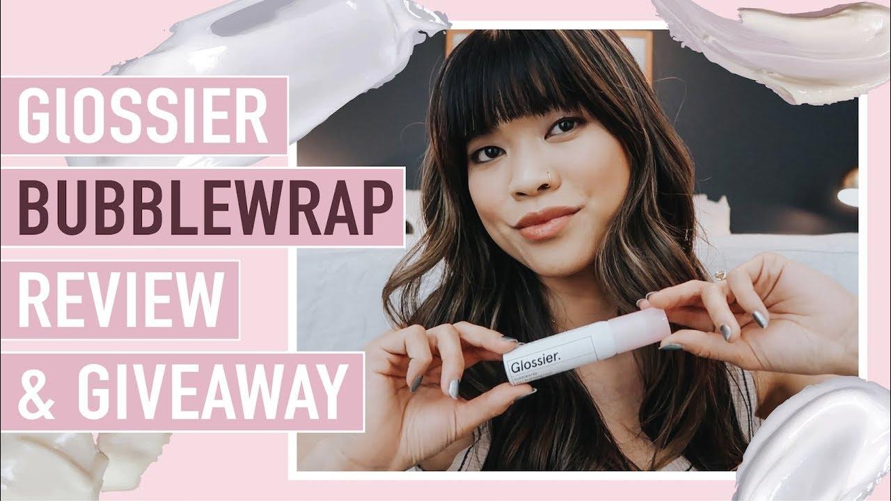 Bubblewrap Eye & Lip Plumping Cream by Glossier #18
