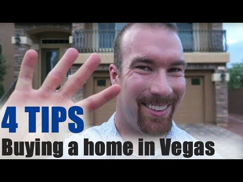 Buying a Home in Las Vegas or Henderson, NV: 4 tips for house buyers in any neighborhood
