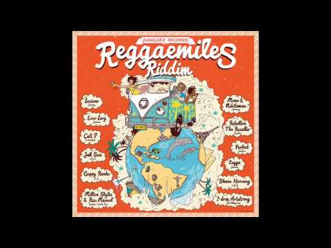 Reggaemiles Riddim Megamix [Jugglerz Records 2015 / mixed by Riddim Royals Sound]
