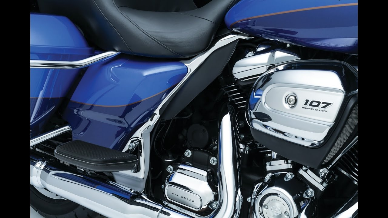 Mid-Frame Covers For Harley-Davidson Before and After by Kuryakyn
