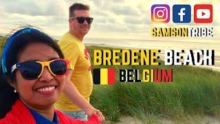 Bredene Beach