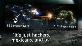 The people still playing Halo Reach