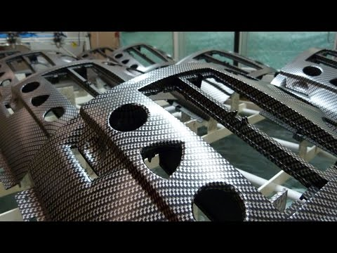HG Arts - Water Transfer Printing - Automatic Equipment | Automotive Industry