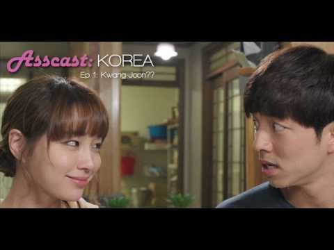 Asscast: Korea Ep. 1 - Big (Kwang-joon??)