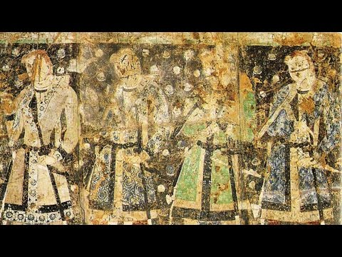 The Tarim Basin Mummies by Victor Mair