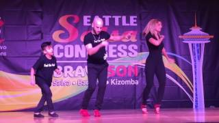 ataca la alemana deymian loco de amor bachata dance seattle salsa congress 2015