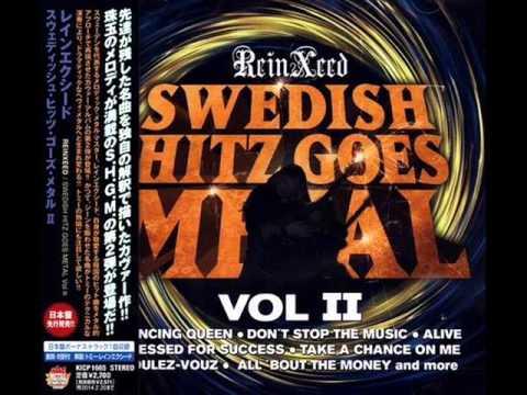 Swedish Hitz Goes Metal - Dancing Queen (ABBA)