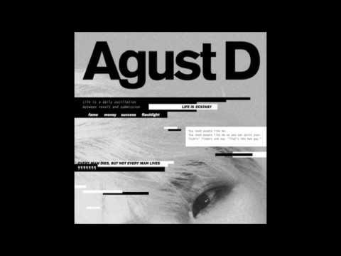 [MP3/DL] 140503 새벽에 (140503 at dawn) - Agust D