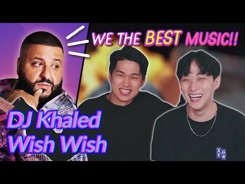 K-pop Artist Reaction DJ Khaled - Wish Wish ft Cardi B 21 Savage