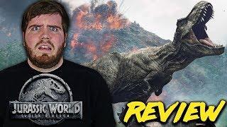Jurassic World: Fallen Kingdom (2018) - Review