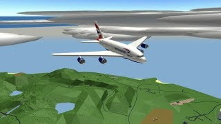 Pilot Training Flight Simulator - The Best FREE ROBLOX Sim?
