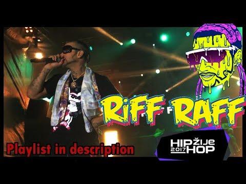 RiFF RAFF - Hip Hop Žije 2017 [FULL in 4K]