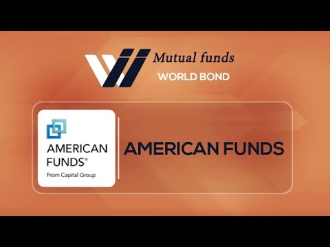 American Funds Capital World Bond A