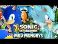 Sonic Generations - Ice Sonic & Green Hill Planet - Mod Mondays & GIVEAWAY