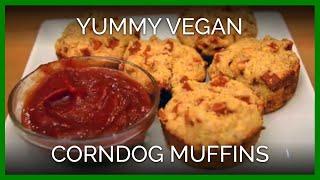 Yummy Vegan Corndog Muffins | Peta Living #7