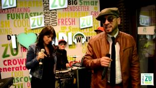 Denise si CRBL - Buna dimineata (Live la Radio ZU)
