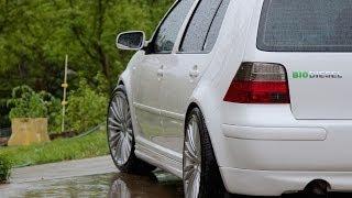 Vegetable Oil WVO Conversion VW Golf TDI / Biodiesel