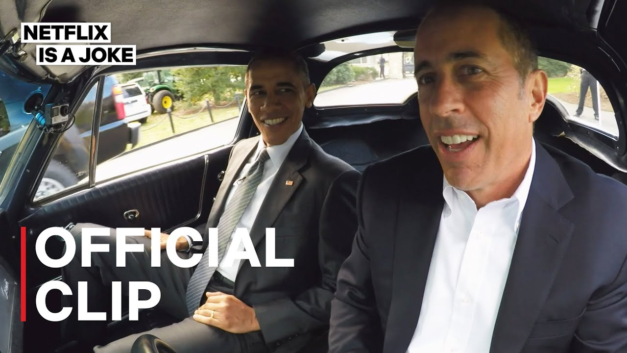 The Time Jerry Seinfeld Met Barack Obama