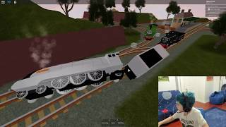 THOMAS AND FRIENDS: THE COOL BEANS RAILWAY (5) - Roblox