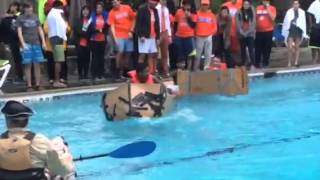 SAA Armanda Boat Race Fiasco 2014