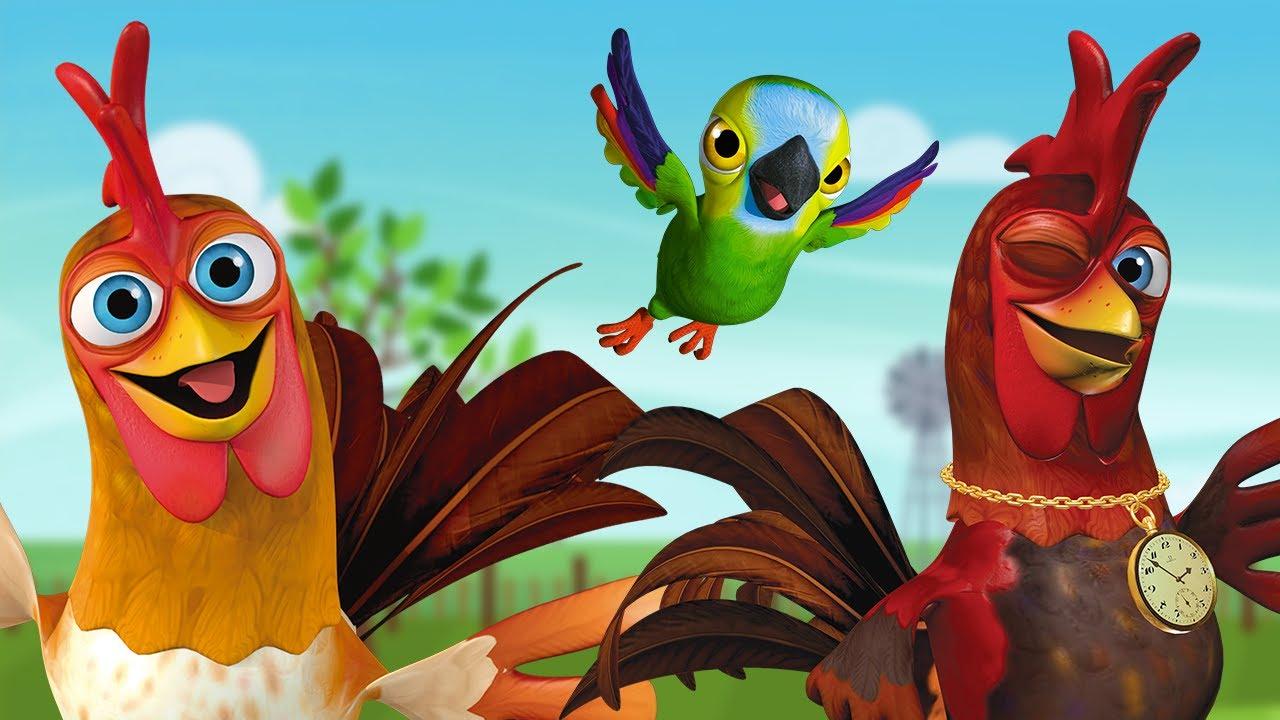 Tren de La Granja de Zenón ¡Especial Aves! | La Granja de Zenón