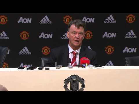 Louis van Gaal on his Man United future after Chelsea game