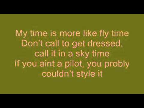 Fabolous Ft. Jeremih - It's My Time Lyrics HQ